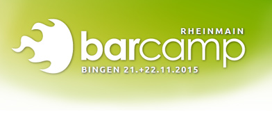 Barcamp Rheinmain 2015
